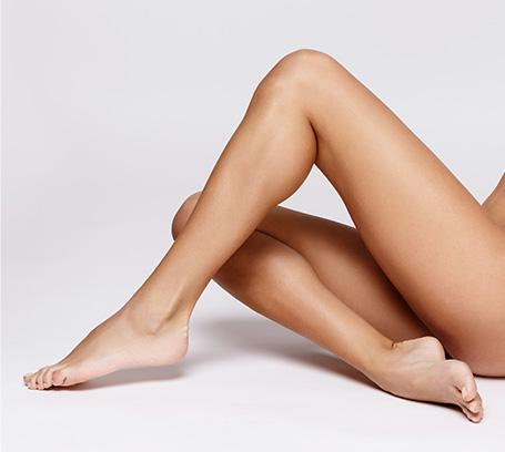 Legs / Under Buttocks